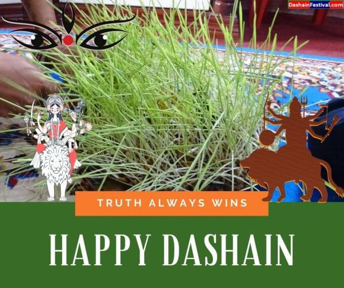 Second Day of Dashain Image