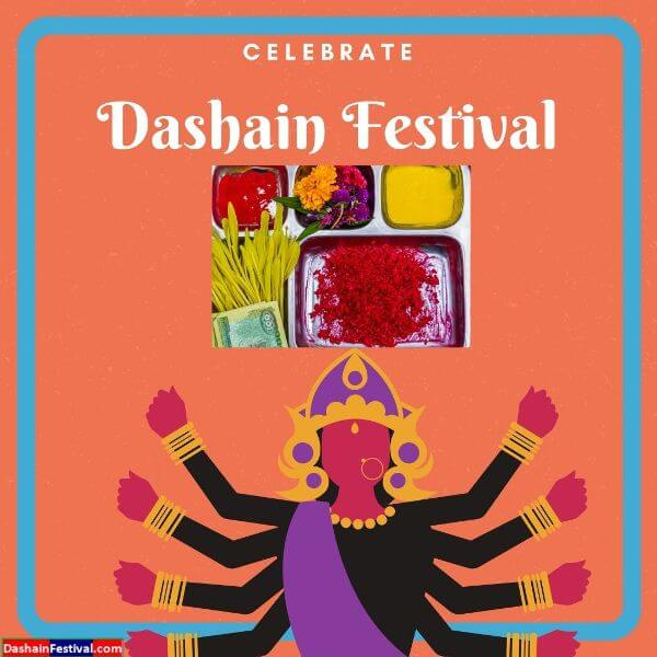 11th day of Dashain festival image